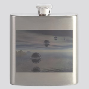 Visitors From Space Flask