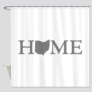 Ohio Home Shower Curtain