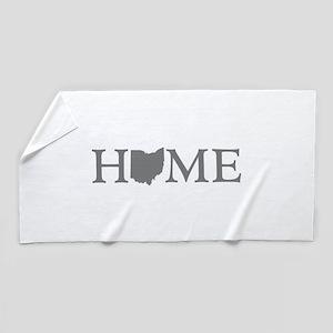 Ohio Home Beach Towel