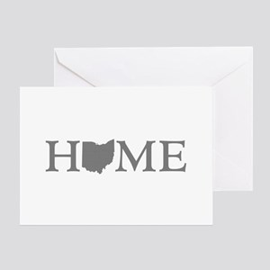 Ohio Home Greeting Card