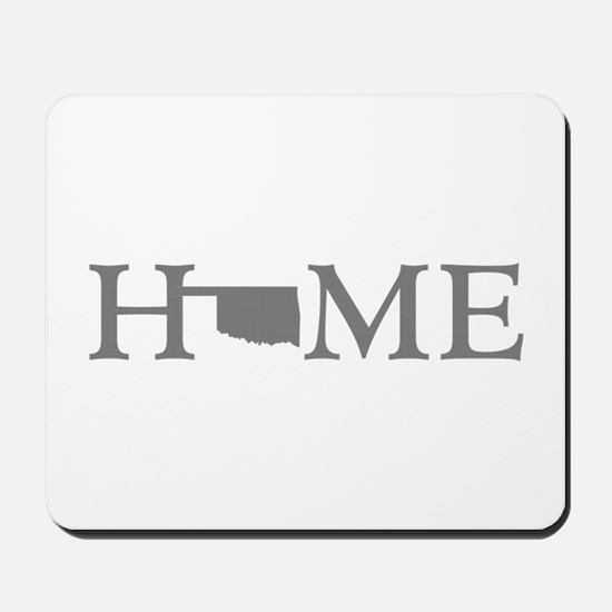 Oklahoma Home Mousepad