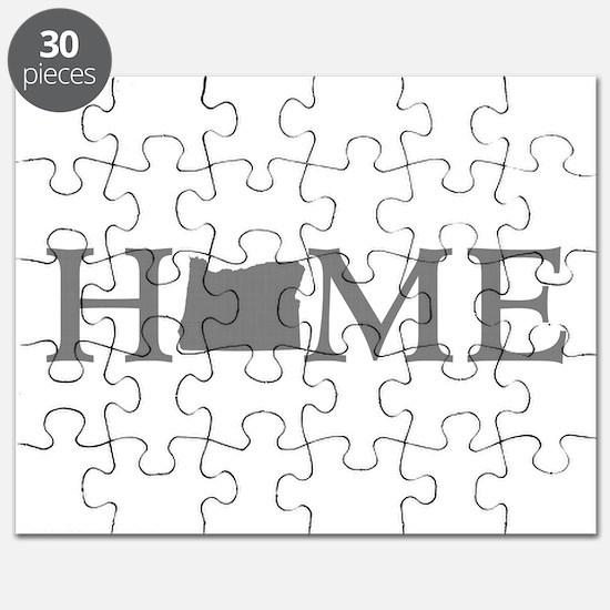 Oregon Home Puzzle