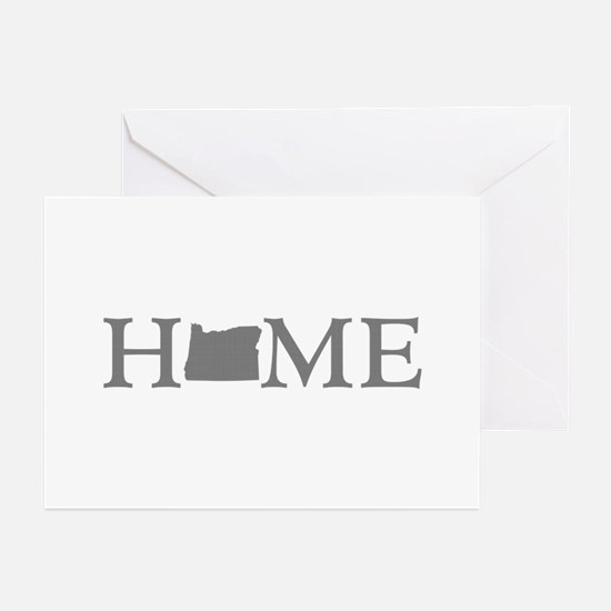 Oregon Home Greeting Cards (Pk of 10)