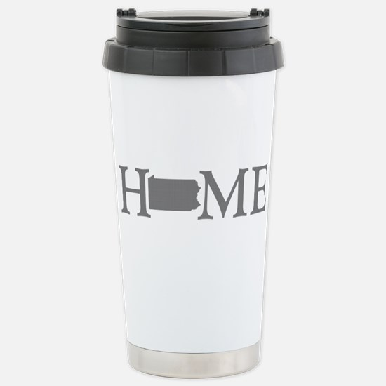 Pennsylvania Stainless Steel Travel Mug