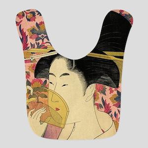 Japanese woman Bib