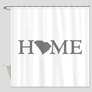 South Carolina Shower Curtain