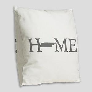 Tennessee Burlap Throw Pillow