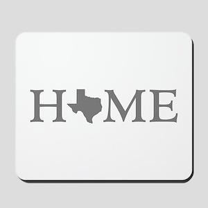 Texas Home Mousepad
