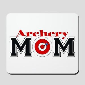 Archery Mom Mousepad