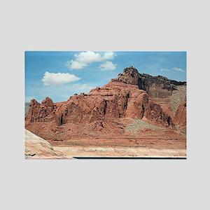 Lake Powell, Glen Canyon, Arizona Rectangle Magnet