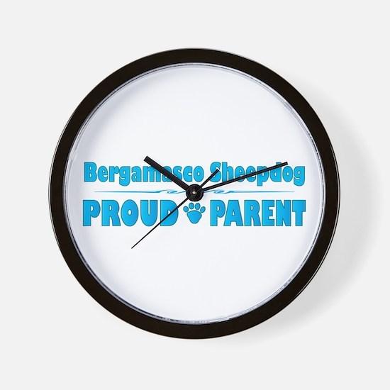 Bergamasco Parent Wall Clock