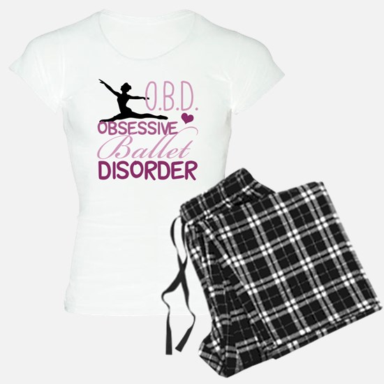 Ballet Obsessed Pajamas