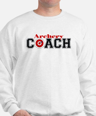 Archery Coach Sweatshirt