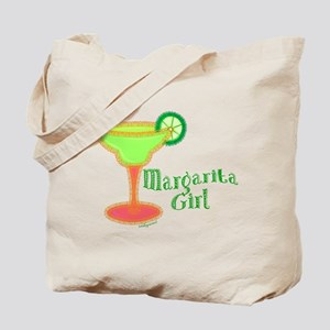 Margarita Girl Tote Bag