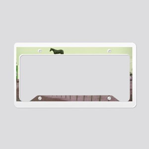 Frontier Country License Plate Holder