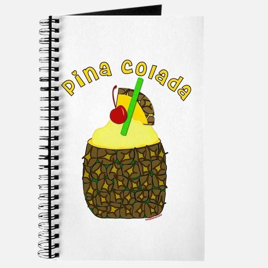 Pina Colada Journal