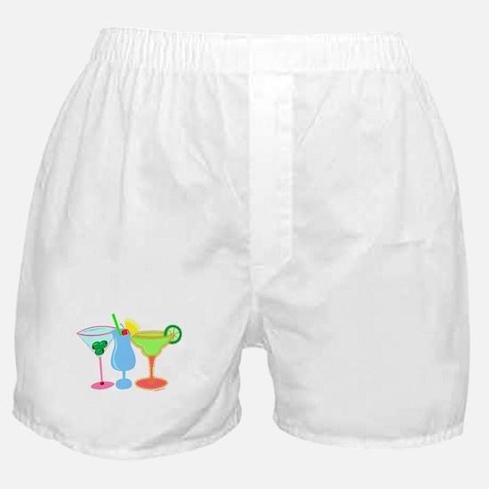 Cocktails! Boxer Shorts