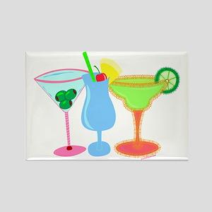 Cocktails! Rectangle Magnet