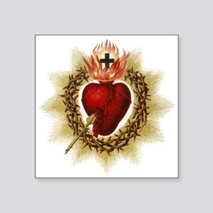 Sacred Heart Sticker