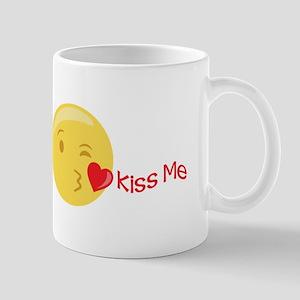 Kiss Me Mugs