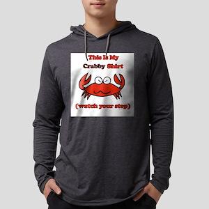 My Crabby Shirt Long Sleeve T-Shirt