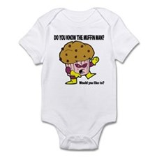 The Muffin Man Infant Bodysuit