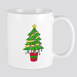 Happy Christmas runners and athletes. Mugs