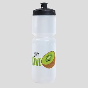 100 % Kiwi Sports Bottle