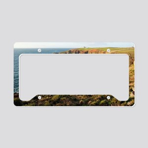 Housel Bay and Lizard Point License Plate Holder
