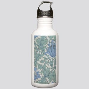 William Morris Anenome Stainless Water Bottle 1.0L