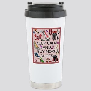 Shoes Stainless Steel Travel Mug
