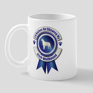 Showing Wolfhound Mug
