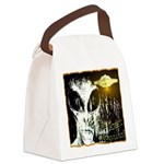 The Great Deception Canvas Lunch Bag