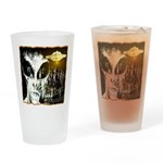 The Great Deception Drinking Glass