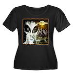 The Great Deception Plus Size T-Shirt