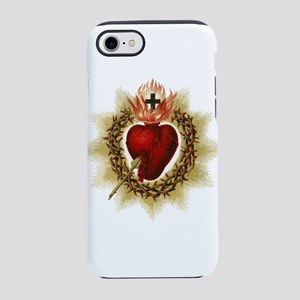 Sacred Heart iPhone 7 Tough Case