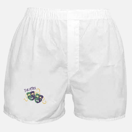 THEATRE Boxer Shorts