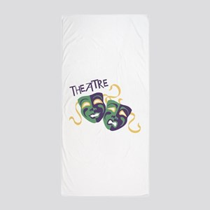 THEATRE Beach Towel