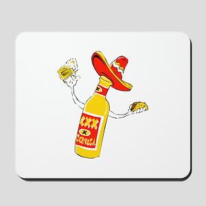 Cerveza Mousepad