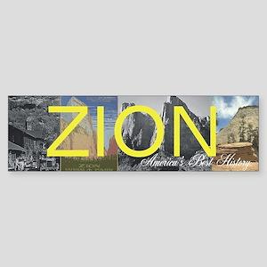 ABH Zion Sticker (Bumper)