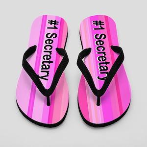 #1 Secretary Flip Flops