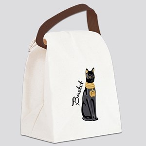 Bastet Canvas Lunch Bag