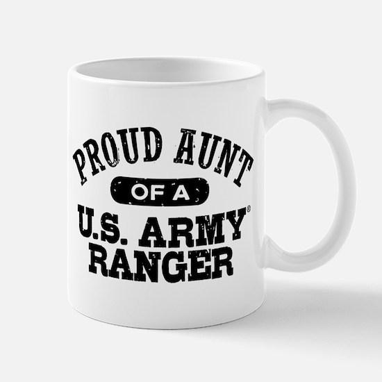 Army Ranger Aunt Mug