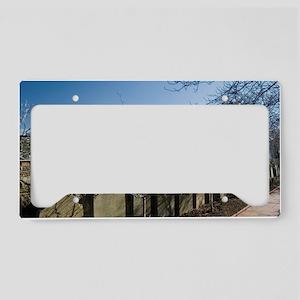 hobart graves License Plate Holder