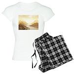 Misted Mountain River Passage Pajamas