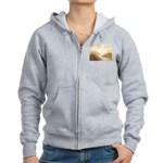 Misted Mountain River Passage Zip Hoodie