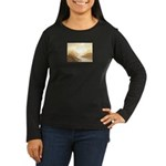 Misted Mountain River Passage Long Sleeve T-Shirt