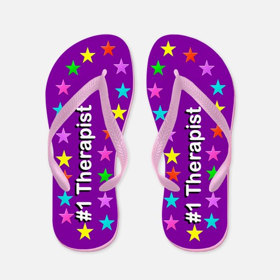 Top Therapist Flip Flops