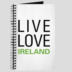 Live Love Ireland Journal