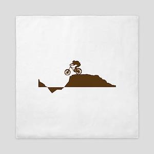 Mountain Bike Queen Duvet